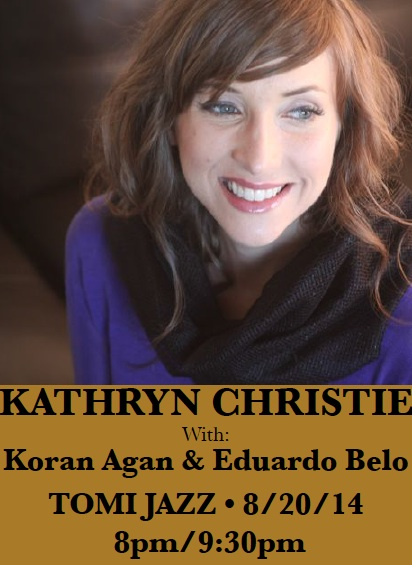 Kathryn Christie Tomi Jazz 82014