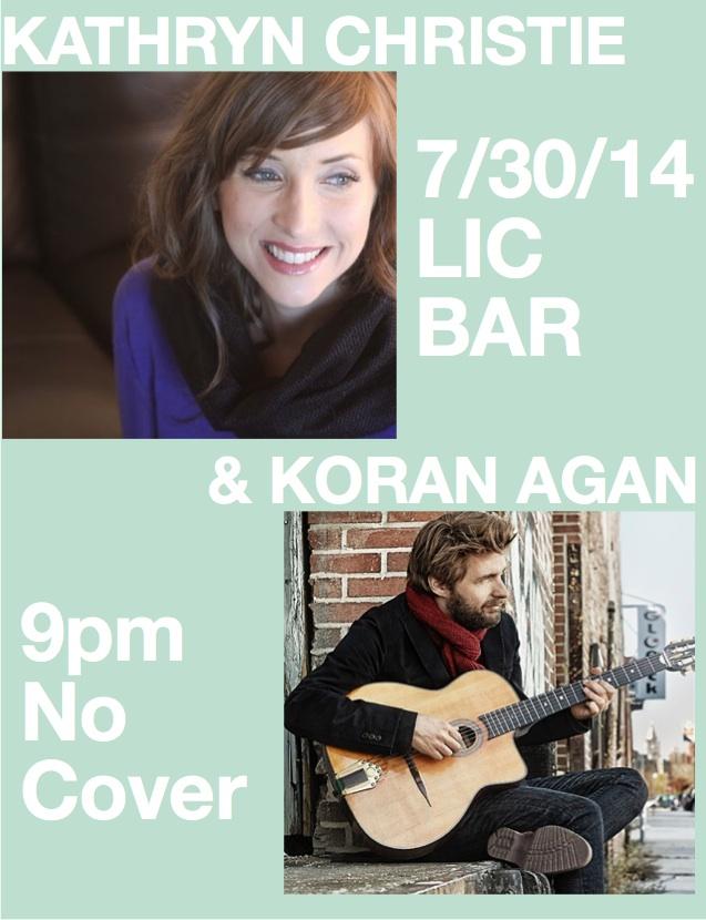LIC Bar Kathryn & Koran