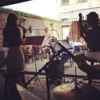Brazilian trio at LIC Bar